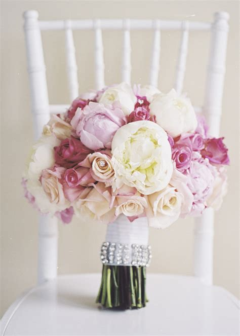 pink peonies wedding southern weddings pink peony bouquet