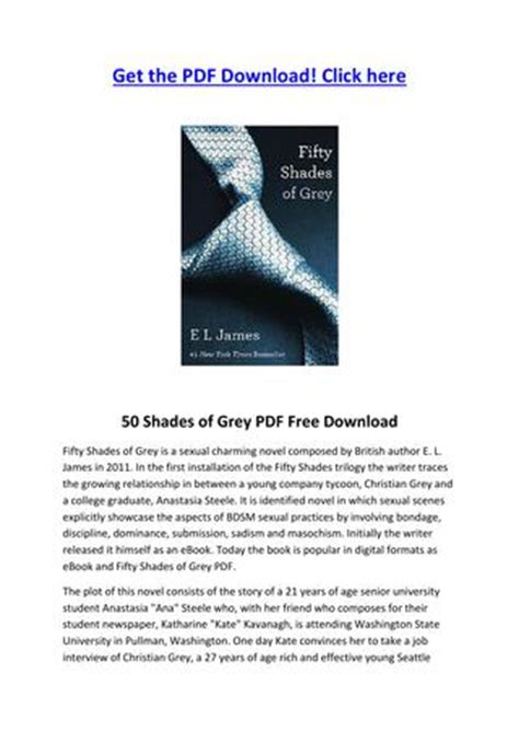 50 shades freed book 3 free pdf download fifty shades of grey pdf free download by eleonorabrigham85 issuu