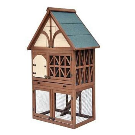 Fancy Rabbit Hutches tudor style rabbit hutch for fancy bunnies i want one