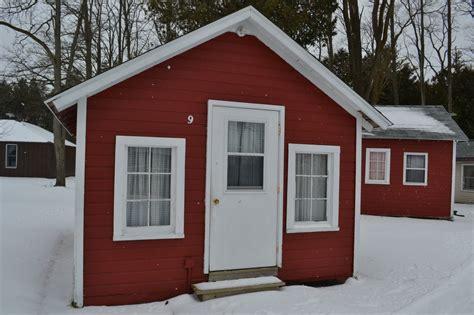 Portage Lake Cabins lodging 171 portage lake