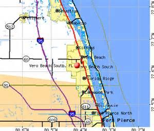 map of vero florida area vero south florida fl 32960 profile population