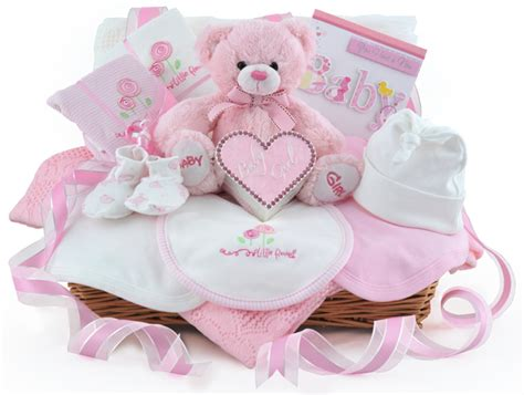 gifts for from baby diamante keepsake baby gift basket at 163 59 99