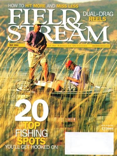 Field And Stream Gift Card - vintage field and stream magazine may 2002