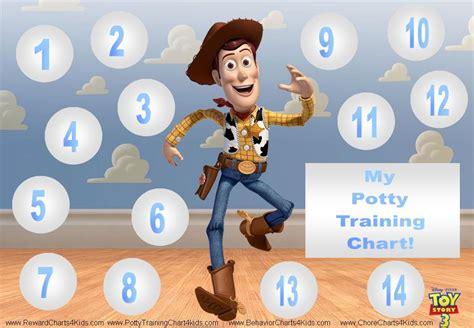 printable reward charts toy story toy story potty training chart