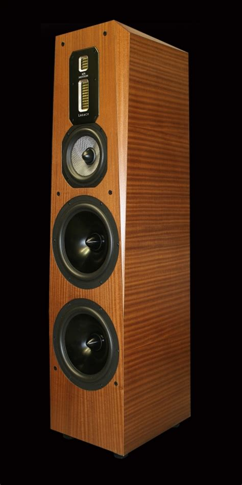 Speaker Legacy truly spectacular legacy signature se review reviews legacy audio building the world