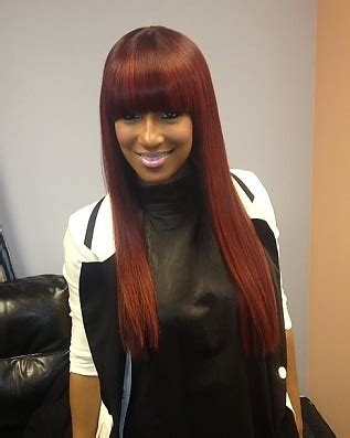 16 inch weave with chinese bangs 691 best images about beautiful hair on pinterest black