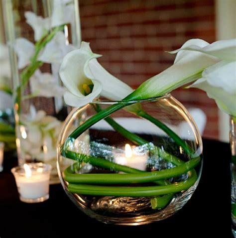 Tischdeko Hochzeit Calla by Blumendeko F 252 R Hochzeit Mit Callas Atemberaubende Und