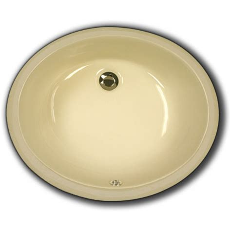 14 inch bathroom sink biscuit porcelain ceramic vanity undermount bathroom