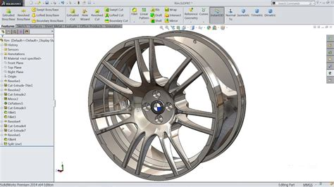 solidworks tutorial rim solidworks tutorial sketch wheel rim in solidworks youtube