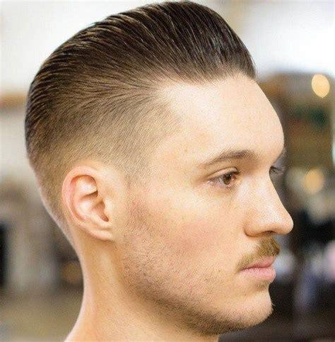 20 Trendy Slicked Back Hair Styles | 20 trendy slicked back hair styles taper fade fade