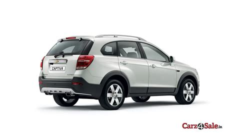 chevrolet captiva chevrolet captiva 2015 model arrives in india carz4sale