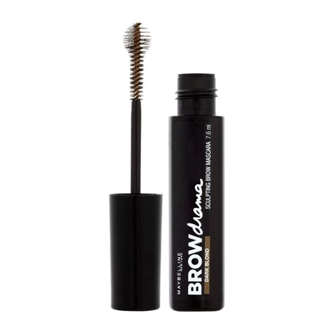 Mascara Eyebrow Maybelline Maybelline New York Brow Drama Sculpting Brow Mascara 7