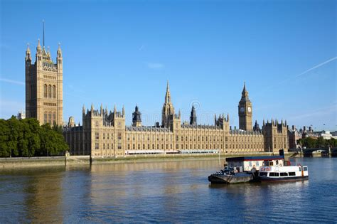 thames river boats timetable boat on thames river near of big ben stock photo image