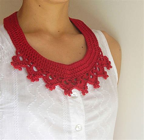 how to knit collar collar necklace 183 how to knit or crochet a knit or crochet