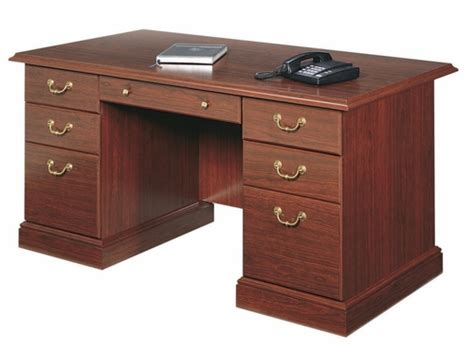 executive desk cherrywood estates o sullivan office