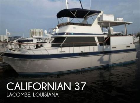 37 foot californian 37 37 foot boat in lacombe la - 37 Foot Boat