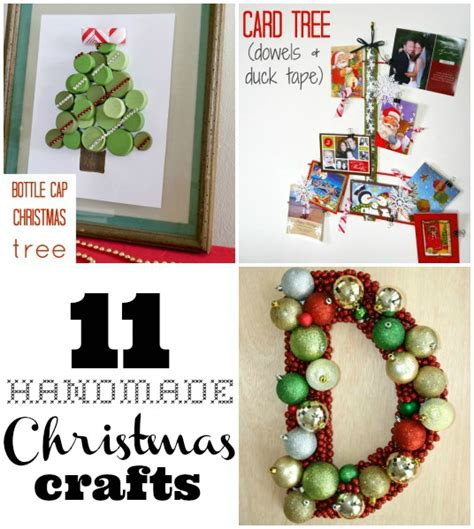 Handmade Easy Crafts - 11 handmade crafts c r a f t