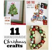 11 Handmade Christmas Crafts  CRAFT