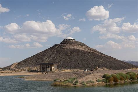 Volcano House by Mojave Desert S Volcano House Is Currently On The Market