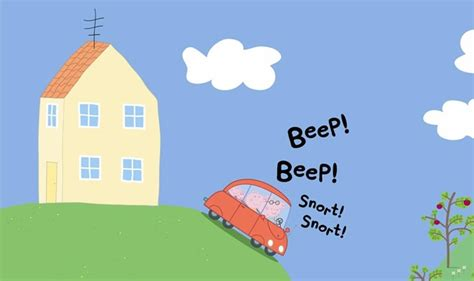 peppa pig and its perplexing mysteries den of