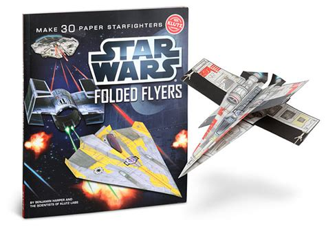 How To Make A Wars Paper Airplane - wars folded flyers use the of your own