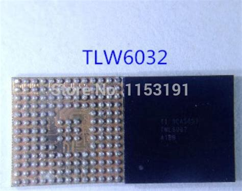 Ic Power Samsung Tab 1 5pcs lot power ic twl6032 for samsung i9050 galaxy tab 2 p5100 p3100 one in integrated circuits