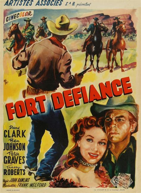film komedi western fort defiance 1951 filmaffinity