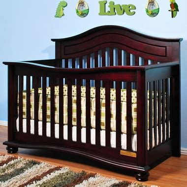 Afg Lia 3 In 1 Convertible Crib by Afg Jordana Lia 3 In 1 Crib In Cherry Free Shipping 479 00