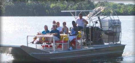 fan boat tour orleans this summer with a fan boat sw tour in