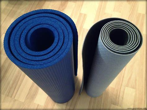 vs pilates mat