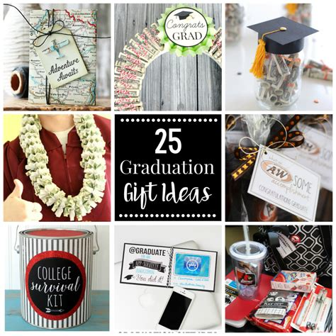 gift ideas for 25 graduation gift ideas