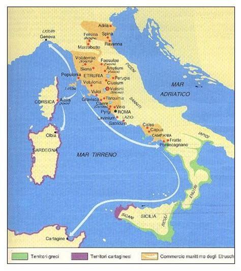 etruria e lazio etruschi cenni storici claudio 2014