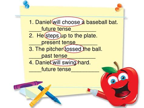 past tense for swing verb tenses