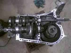 Subaru Transmission Ratios Subaru 5mt Trans 4 44 Ratio Mod