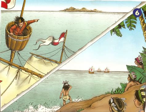 imagenes de barcos del descubrimiento de america america 12 de octubre 1492 cristobal col 243 n tierra de