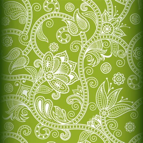 floral pattern background free vector seamless floral vector background free vector graphics