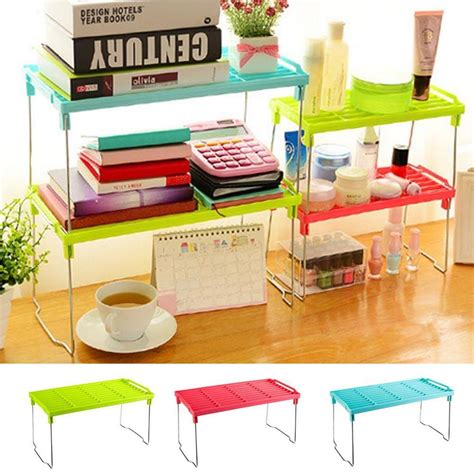 plastic stackable shelves get cheap plastic stackable shelves aliexpress