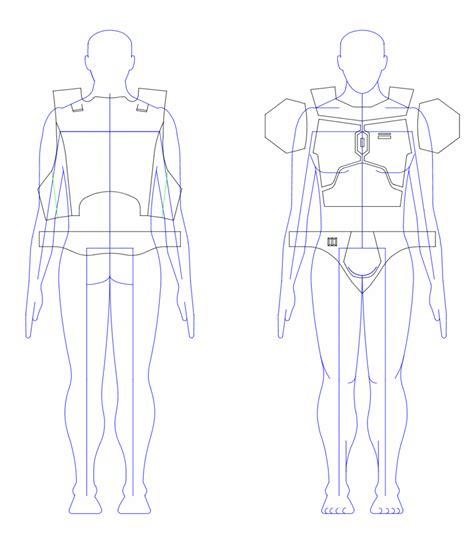 mandalorian armor template bing images