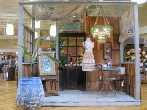 Interior Display In Visual Merchandising by You In The Fall Anthropologie Displays