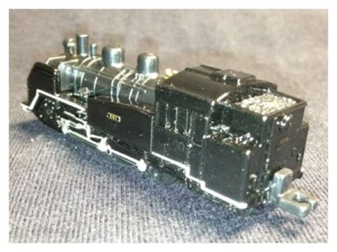 Tomica 80 Steam Locomotive 車車隨手拍
