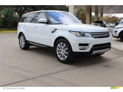 land rover white 2016 2016 fuji white land rover range rover sport hse