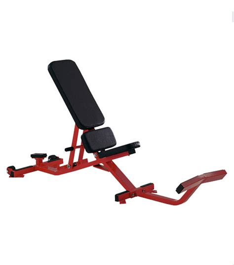 hammer strength adjustable bench pro style training station