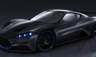 炫酷黑色汽车壁纸 桌面天下 desktx com