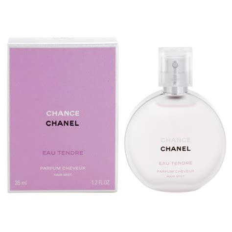 chanel chance eau tendre parfum pour cheveux pour femme 35 ml notino be
