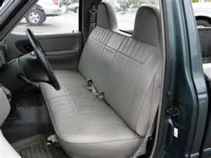 Ford Ranger Bench Seat 2000 Ranger Regular Cab Truck Seat Covers Precisionfit