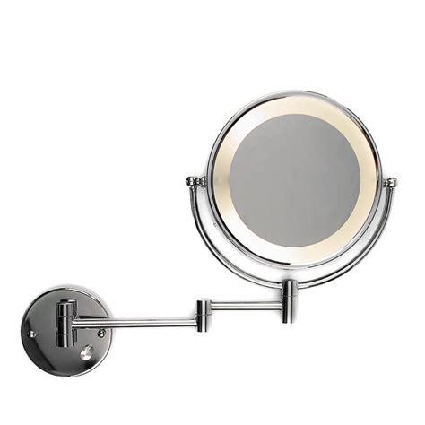 kosmetikspiegel mit beleuchtung 10 fach schminkspiegel kosmetikspiegel mit led beleuchtung und