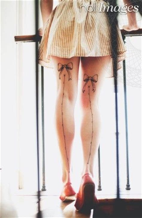 bow leg tattoos nollimages anna malmberg legs