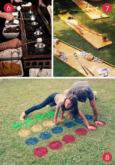 Backyard Activities by Nifty Crafty 10 Diy Backyard Activities