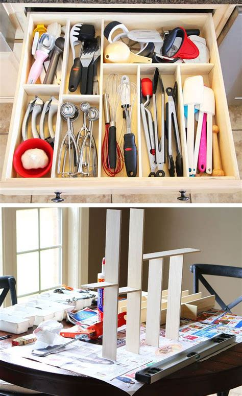 1000 ideas about kitchen utensil organization on