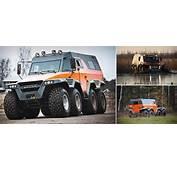 AVTOROS SHAMAN 8X8 ATV  Jebiga Design &amp Lifestyle